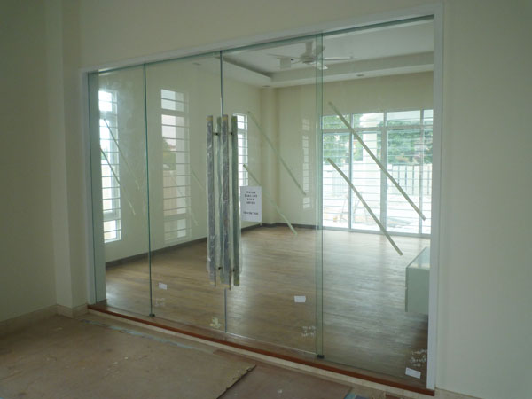 Glass Door Stainless Handle