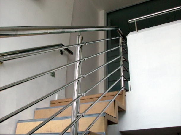 Stainless Stair Railings