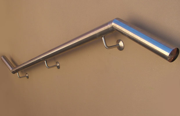 Stainless Stair Handle