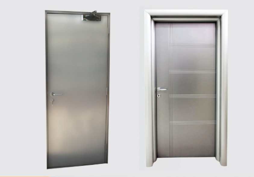 Metal Entry Doors And Frames : Dmi gallery shutters polycarbonate quezon manila city
